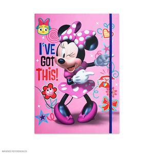 Carpeta C/Liga Carton Minnie Infantil Dg
