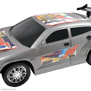 Carro Fricción Turbo Rally
