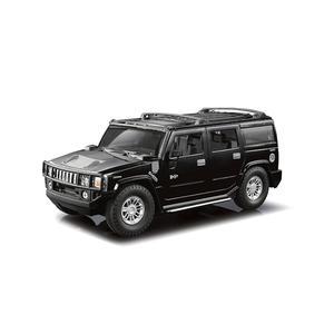 Carro R/C 1:24 Hummer H2 Negro