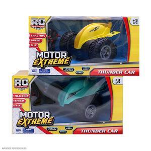 Carro R/C Relámpago Motor Extreme