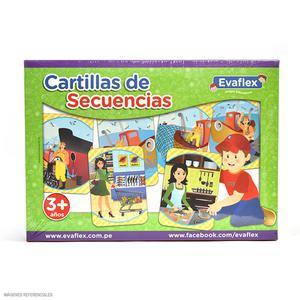 Cartillas Secuenciales Evaflex