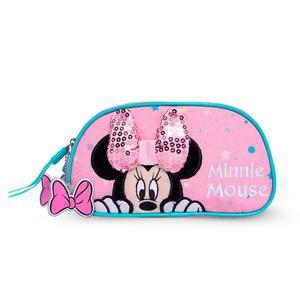 Cartuchera Minnie Mouse Lazo 3D