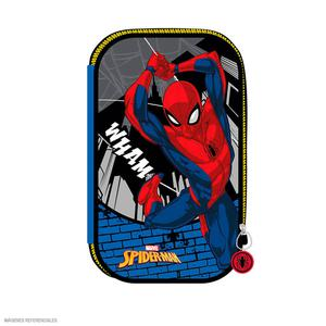 Cartuchera Spiderman Comic Libro(Artesco