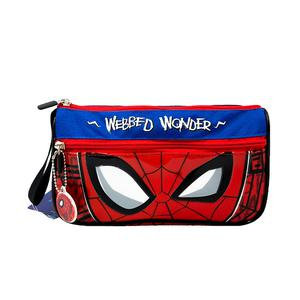 Cartuchera Spiderman Wonder Face