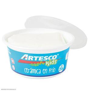 Cerámica En Frío X250 Gramos Artesco