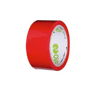 Cinta Embalaje 2X74 Yardas Rojo Ove