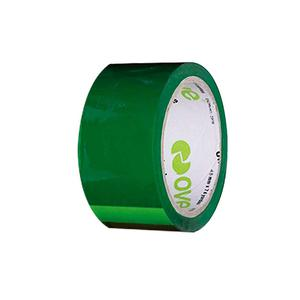 Cinta Embalaje 2X74 Yardas Verde Ove