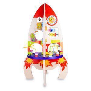 Classic World Nave Espacial Actividad