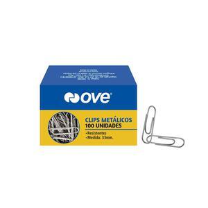 Clips #1 En Caja X 100 Ove