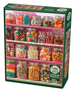 Cobble Hill Rompecabezas 1000Pz Candy Shelf