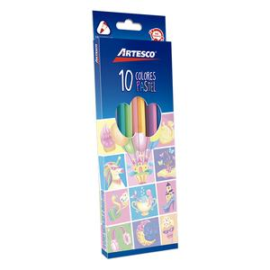Color X 10L Triangular Pastel Artesco 16311016