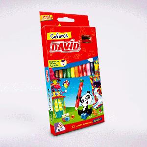 Color X 12L Jumbo Triang David