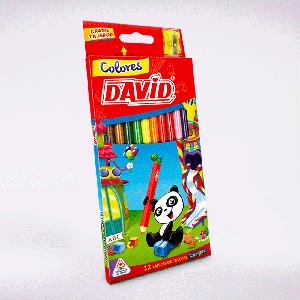 Color X 12L Triang David