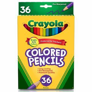 Color X 36L Crayola
