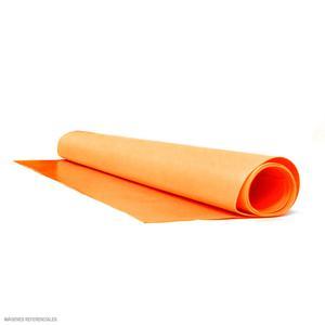 Corrospum Tamaño 1.00 X 1.40 Mt Color Naranja