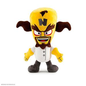 Crash Bandicoot Kidrobot Neo Cortex 7''