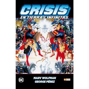 Crisis En Tierras Infinitas (Ecc Comics)
