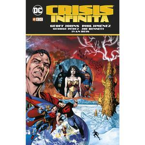 Crisis Infinita (Ecc Comics)