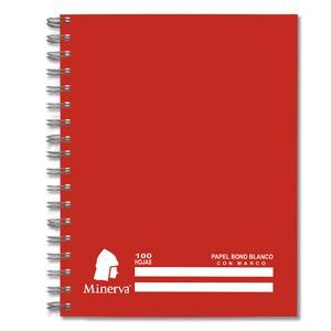 Cuaderno Anill A5 100H Sol Ray Minerva