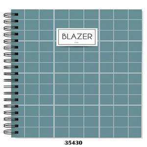Cuaderno Anillado A4 160H Cuad Blazer Dgnottas