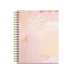 Cuaderno Anillado A4 160H Cuadr Tie Dye Td Dg