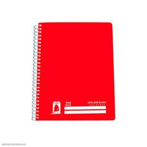 Cuaderno Anillado A-4 Rayado Minerva