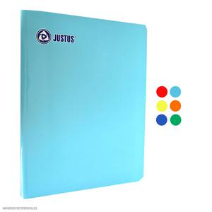 Cuaderno A-5 Cuadriculado Justus