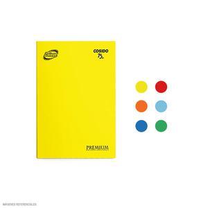 Cuaderno Deluxe 80 Hojas Dbmax Cosido Solido Premium College