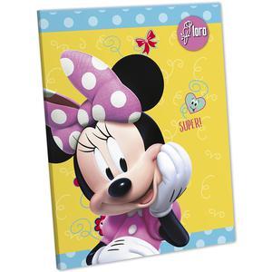 Cuaderno Deluxe 88 Hojas Cdmax Mickey Y Minnie Loro