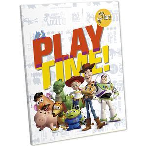 Cuaderno Deluxe 88 Hojas Cuadriculado Toy Story Loro