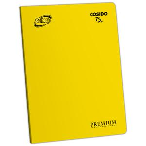 Cuaderno Deluxe A-4 80H Croly  College  Amarillo