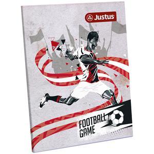 Cuaderno Deluxe De 80 Hojas Cuadriculado Justus