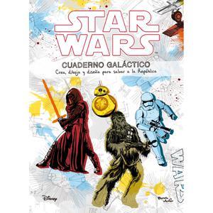 Cuaderno Galáctico - Star Wars
