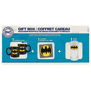 Dc Comics Glass Coaster Mug Batman 1055