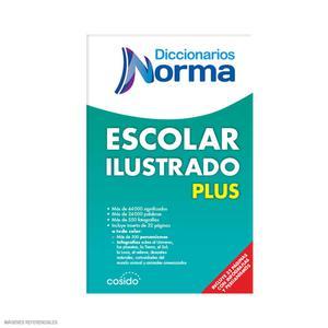 Dicc Escolar Ilustrado Plus Td Norma Tl