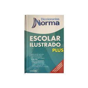 Diccionario Escolar Ilustrado Plus Norma