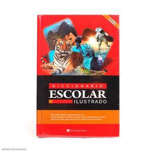 Diccionario Escolar Ilustrado Unimundo