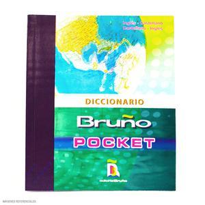 Diccionario Inglés-Español Bruño