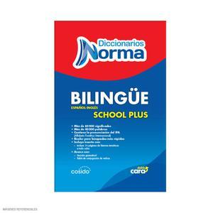 Diccionario Inglés-Español Plus Tl Norma