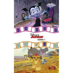 Disney Junior. Cómic 1