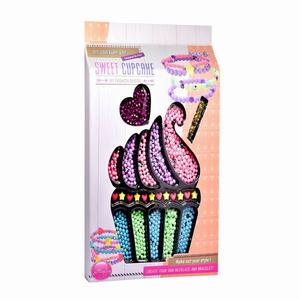 Diy Sweet Cupcake Joyeria 11427