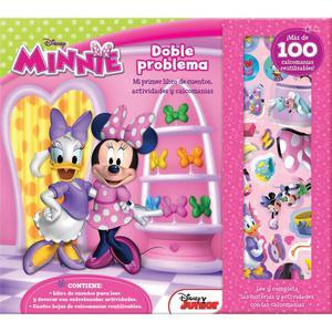 Doble Problema: Minnie - Libro De Actividades