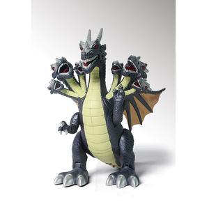 Dragon 7 Cabezas Con Luz Y Sonido