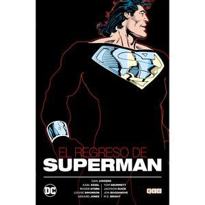 El Regreso De Superman (Ecc Comics)
