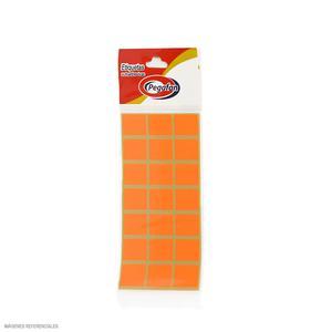 Etiqueta Autoadhesiva Sobre X 100 Naranja Pegafan