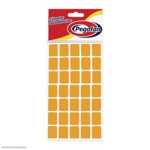 Etiqueta Para Precio Naranja Fosforescente