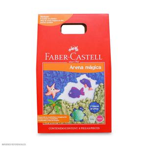 Faber Castell Arena Mágica  Con 6 Moldes 370901