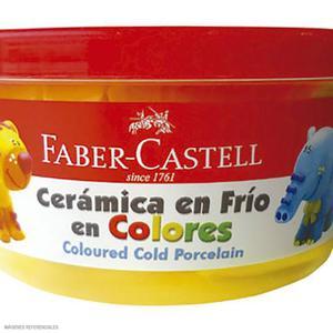 Faber-Castell Ceramica Frío X 250 Gr Amarillo