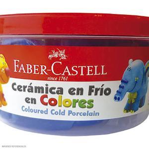 Faber-Castell Ceramica Frío X 250 Gr Azul