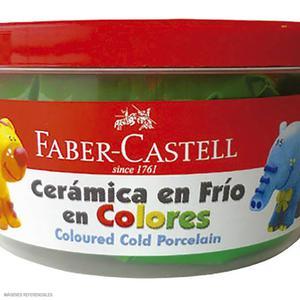 Faber-Castell Ceramica Frío X 250 Gr Verde
